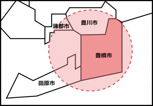 訪問介護ステーションPandA マップ